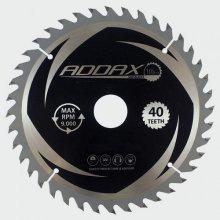 Addax C3003040 TCT Circular Saw Blade 300 x 30 x 40T