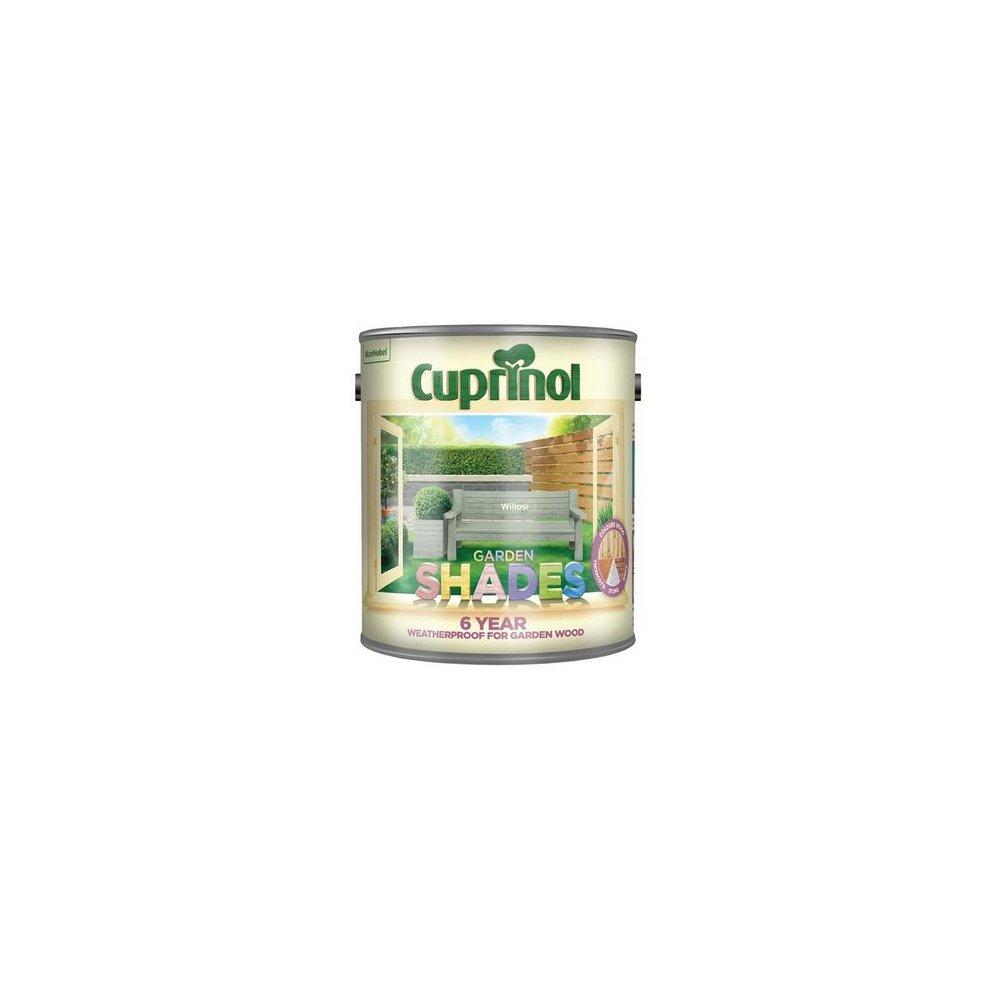 Cuprinol 5083484 Garden Shades Willow 2 5 Litre On Onbuy