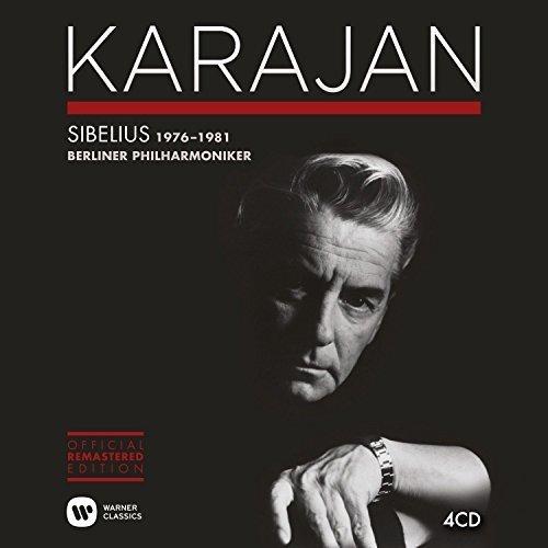 Herbert Von Karajan - Sibelius Recordings Sep 1976 - [CD]