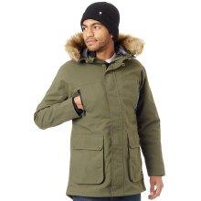 Animal Dark Olive Green Odyssey Water Resistant Jacket - XL