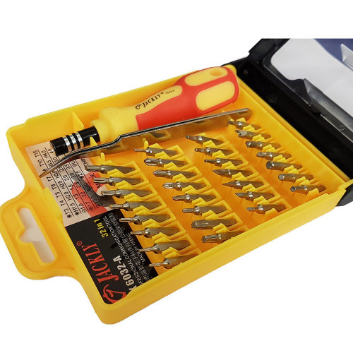Quality 32 in 1 Jackly Jk 6032-A interchangeable Hardware Tool