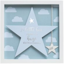 Said with Sentiment Star Wall Art - Little Love