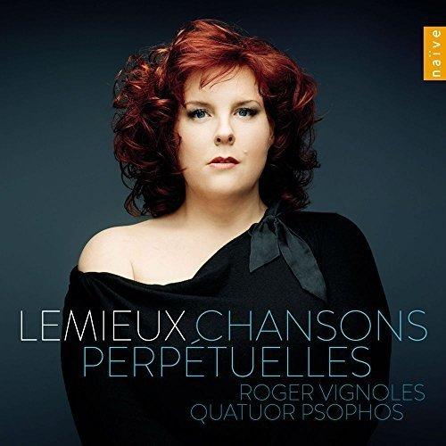 Marie-nicole Lemieux - Chansons Perpetuelles [CD]