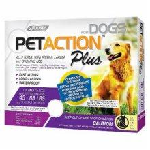 True Science Holdings 221544 Pet Action Plus Dog Flea & Tick Applicators - Large