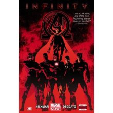 New Avengers Vol. 2: Infinity Premiere (New Avengers (Hardcover))