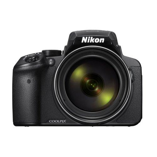 Nikon Coolpix P900 Bridge Camera - Black | High-Zoom Bridge Camera