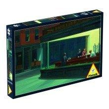 Piatnik Edward Hopper - Nighthawks Jigsaw Puzzle (1000 Pieces)