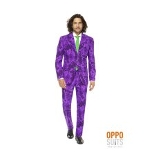 The Joker Batman Joker suit HaHa Opposuit Slimline Premium 3-piece suit EU SIZES Size