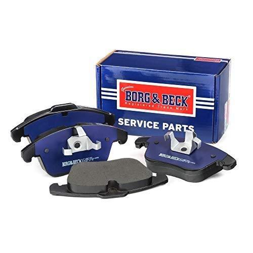 Borg & Beck BBP1981 Front Brake Pads (Ate - Teves)