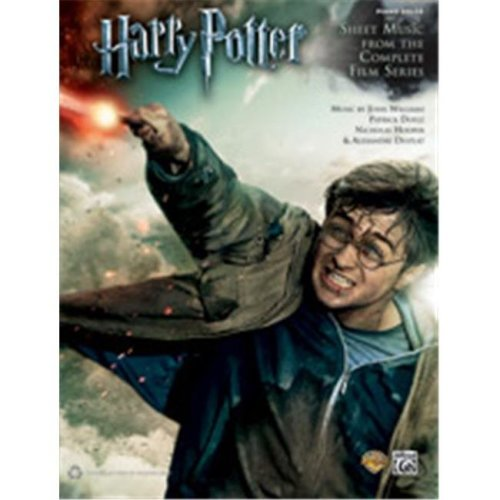 Alfred 00-38970 HARRY POTTER COMPLETE 1-8-PS