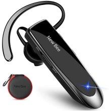 Bluetooth Headset V5.0 Handsfree Bluetooth Earpiece 24H Talking New