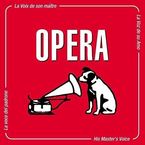 Opera (nipper Series) [CD]