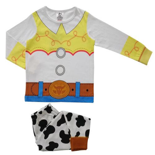 Girls Toy Story Jessie Novelty Pyjamas
