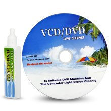 TRIXES CD/DVD/BLU-RAY/Games Consoles Lens Cleaner