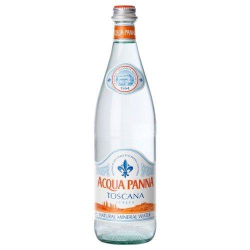 Acqua Panna  Natural Mineral Water - Still 750ml x 12