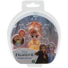Frozen 2 Whisper & Glow Figure - Royal Anna