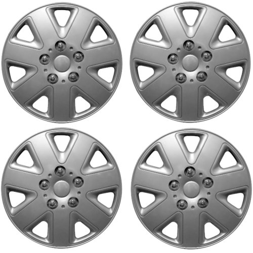 "STREETWIZE 14/"" WHEEL TRIMS LIGHTNING MATT BLACK SET OF 4 BRAND NEW IN STOCK"