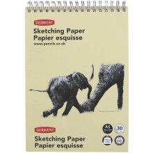 Derwent A5 Portrait Sketch Pad - 30 Sheets