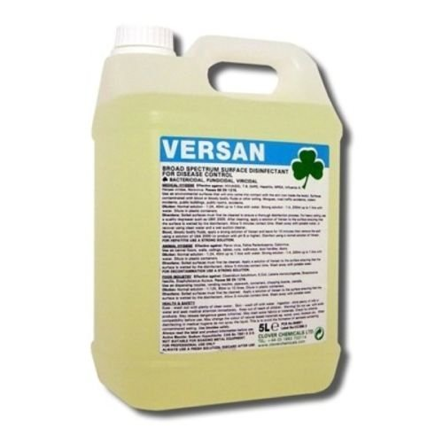 Versan Broad Spectrum Disease Control Surface Disinfectant Clover Chemicals
