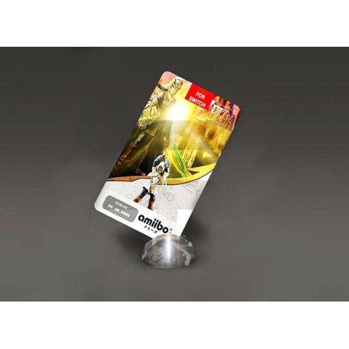 (Fierce Deity Link) The Legend of Zelda Breath of the Wild Amiibo NFC TAG Card - Single Tag