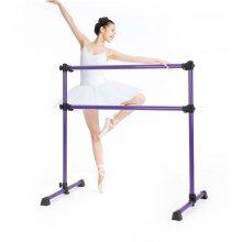 Double Ballet Stretch Bar Freestanding Dance Exercise Equipment