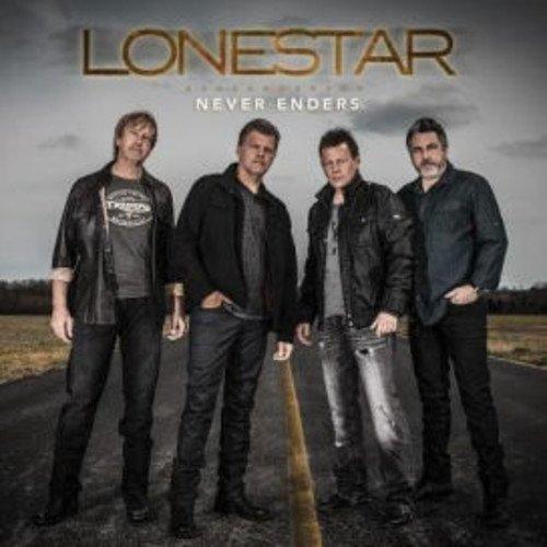 Lonestar - Never Enders [CD]