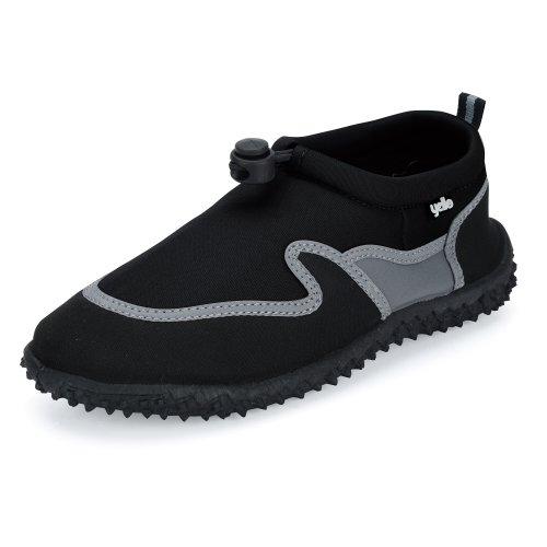Yello Kids Aqua Shoes 9J, Assorted Colours.