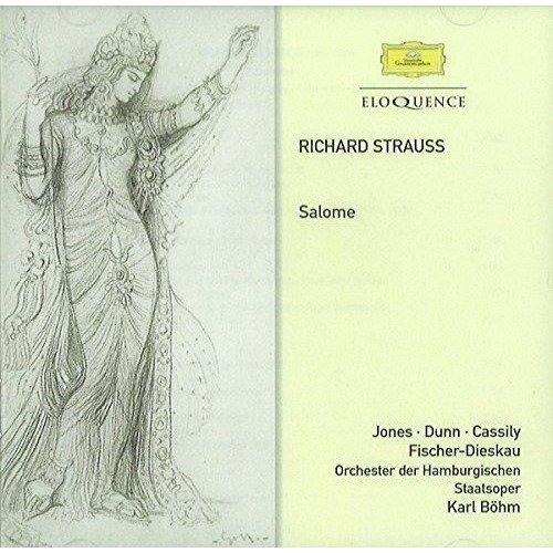 Bohm Karl - Strauss: Salome [CD]