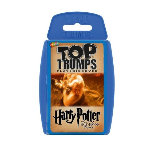 Harry Potter - Half Blood Prince Top Trumps Specials