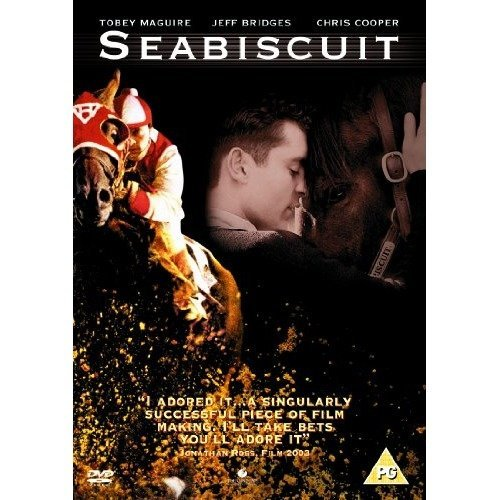 Seabiscuit DVD [2004]