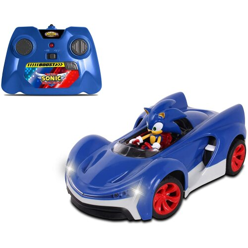 Sonic RC NKK601 Remote Controlled Car 2.4GHz TURBO BOOST'