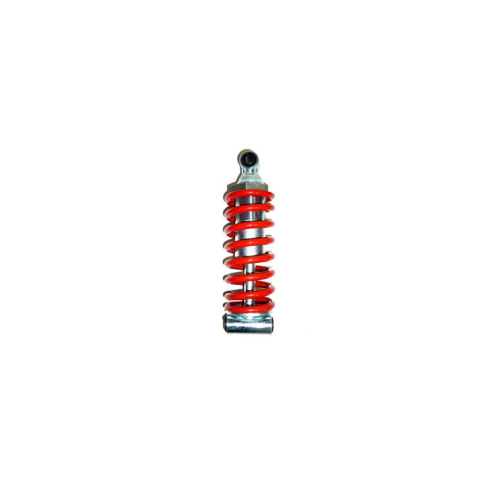 MOUNTAIN Bike Cycle REAR FRS 150mm SHOCK Spring SUSPENSION UNIT Absorber in RED