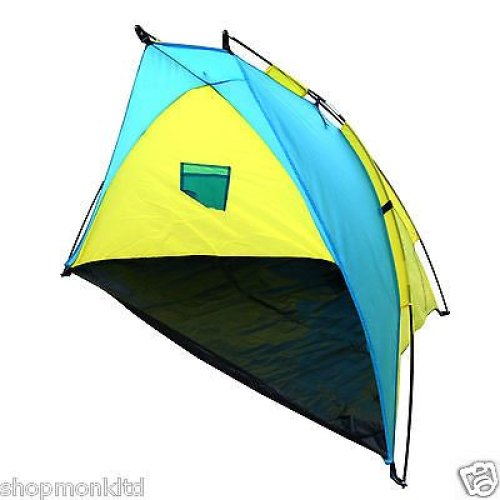 New Beach Shelter Tent Waterproof Fishing Camping Festival Garden Sun Shade UV