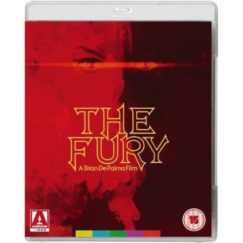 The Fury Blu-Ray [2013] - Used