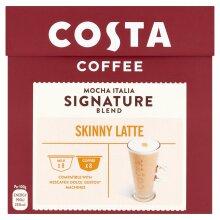 Costa Nescafe Dolce Gusto Compatible Skinny Latte