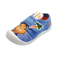 Peter Rabbit Boys Canvas Shoes in Blue