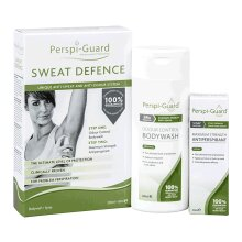 Perspi-Guard Sweat Defence Bodywash & Antiperspirant Spray - 200ml & 30ml