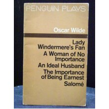 Oscar Wilde Play Collection: - Used
