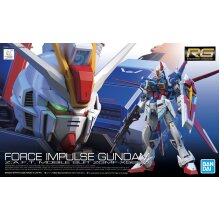 Bandai RG Force Impulse Gundam 1/144 Real Grade Plastic Model Kit