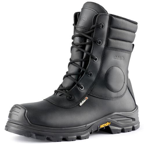 (10) Jallatte Jalarcher Leather Vibram Tactical Safety Boots - JJV28