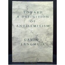 Toward a Definition of Antisemitism - Used