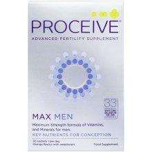 Proceive Advanced Fertility Supplement Max Men 30 Sachets