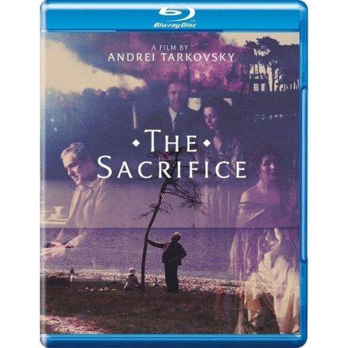 The Sacrifice Blu-Ray [2016]