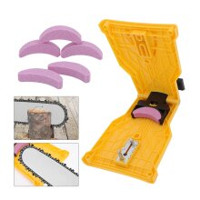 Chainsaw Teeth Sharpens Saw Chain Sharpening Tool System Abrasive Tool
