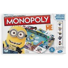 Despicable Me 2 Monopoly Family Board Game