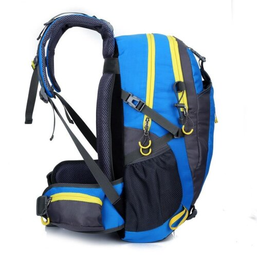 Rucksack Outdoor Sports Pack, Travel Backpack Camping Hiking Backpack, Trekking Bag