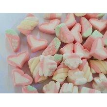 Marshmallows Strawb Twist Heart Shaped Mix HALAL