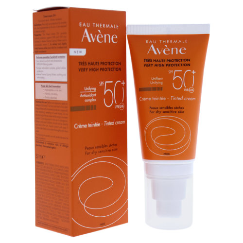 Avene Very High Protection Tinted Cream SPF 50 - 1.69 oz Cream