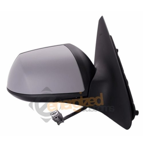 Ford Mondeo Mk3 2000-6/2003 Electric Wing Door Mirror Primed Cover Drivers Side