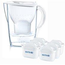 BRITA Marella Cool Water Jug & 6 MAXTRA+ Filters